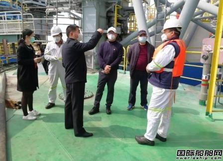 友联船厂集中优势力保船舶如期交付