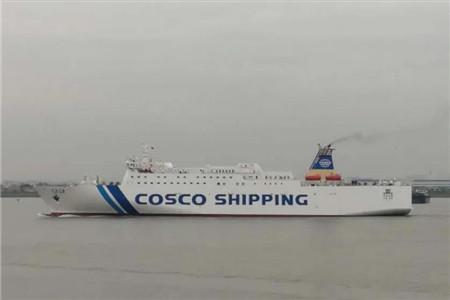 广东中远海运重工修船系统复工复产稳步推
