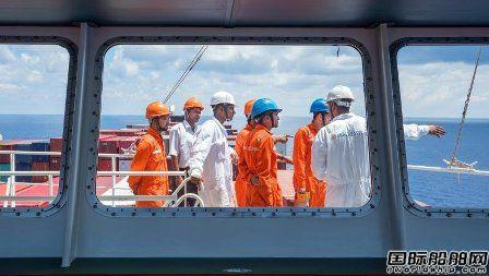 中英船舶引入DNV GL船舶进出港清关软件覆盖650艘船