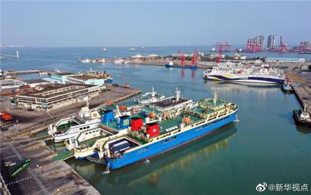 交通部:望有些国家理性对待中国船舶