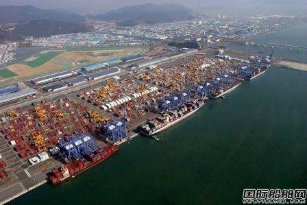 韩国政府出台优惠政策缓解船海企业因疫情受困