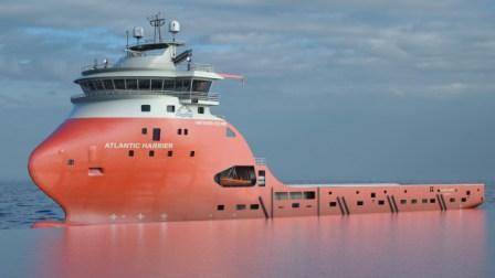 交付延期?Havyard外包建造一艘平台供应船
