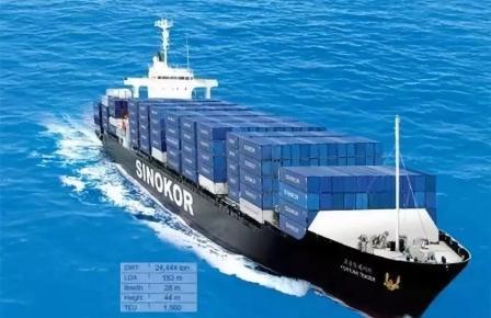 中船租赁和长锦商船签4艘集装箱船售后回租协议