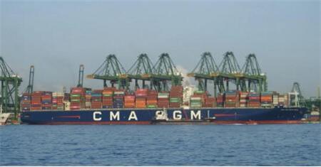 达飞:中国海运集装箱量已开始反弹