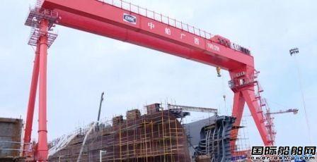 中船澄西战略转型整合海上风塔及修船业务