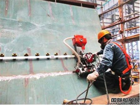 黄埔文冲防疫生产并重确保关键生产节点顺利完成