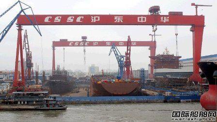 """中国仅获1艘?全球新造船市场不堪""""疫""""击"""