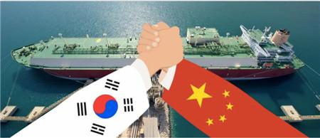 大单未定流言先行?中韩LNG船对决上演