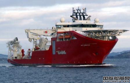 Ocean Installer获中海油流花16-2油田水下电缆铺设合同