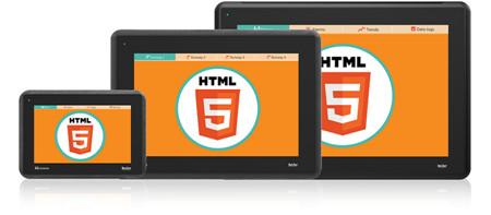 北尔电子推出内置HTML5可视化技术的X2 Web人机