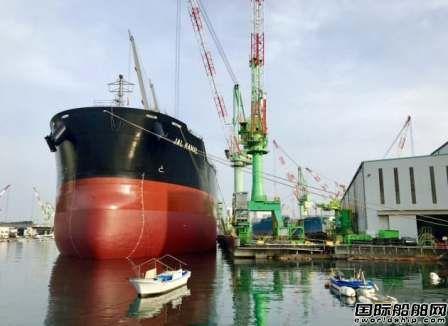 日本船企2月接单量下滑手持订单降至20年新低
