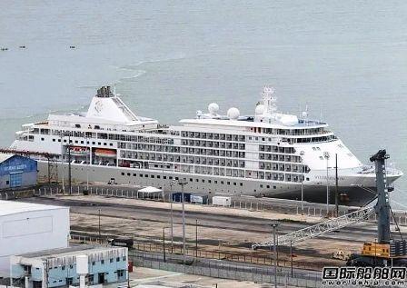 """银海邮轮""""银影""""号邮轮1人确诊在巴西港口全船隔离"""
