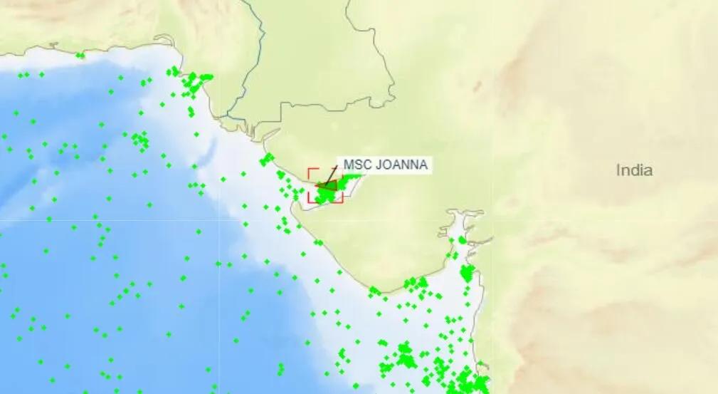 地中海航运一艘船携带不合规燃油在阿联酋被港口拒靠1年