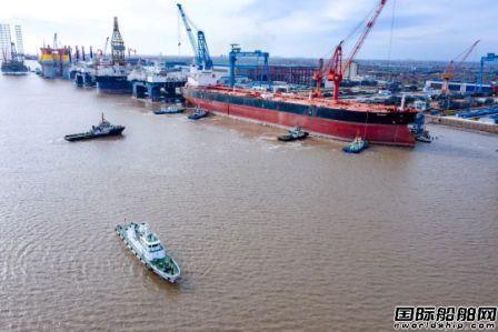 启东中远海运海工获12亿元FPSO改装大单