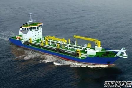 711所再次中标长江航道局6000方挖泥船舱内传动装置项目