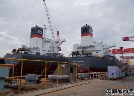 罕见!大岛造船为Oldendorff建造4艘新船并排命名