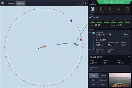 """瓦锡兰与PSA Marine合作""""智能拖轮""""成功完成首期海上试验"""