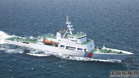 七一一所中标5000吨大型巡航救助船主动力系统项目