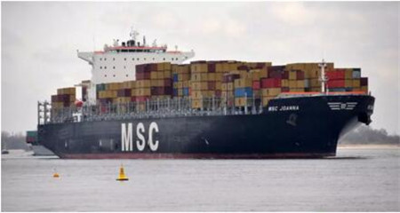 地中海航运:携带高硫油被罚都是因为没装脱硫塔
