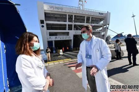 """仅用7天!意大利船企联手改造海上""""方舱医院"""""""