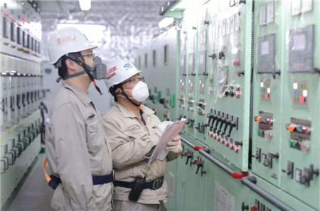 沪东中华订单饱满复工率99.5%