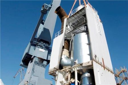 低硫油差价下降,多家船东推迟安装洗涤塔