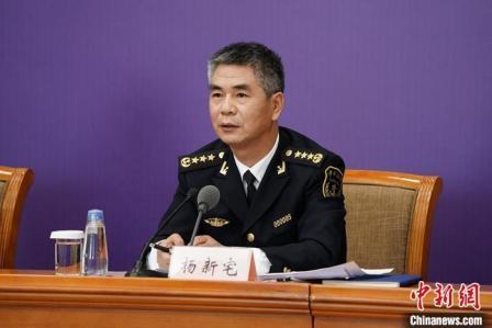 交通部:万名中国船员下船休假须加强换班环节疫情防控