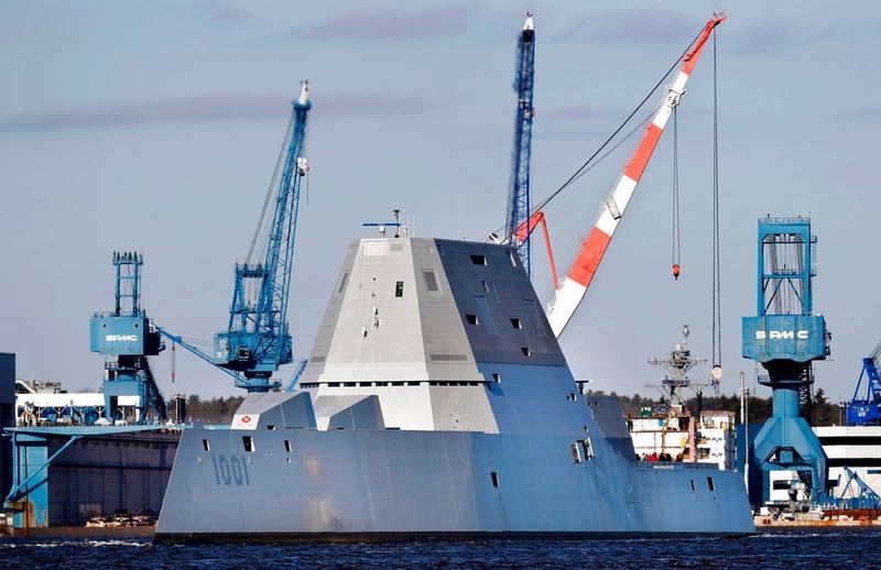 美国第二大军船厂巴斯钢铁造船厂出现首例确诊