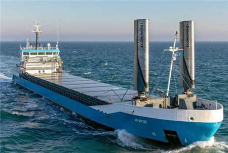 国际风力推进论坛聚焦航运脱碳挑战