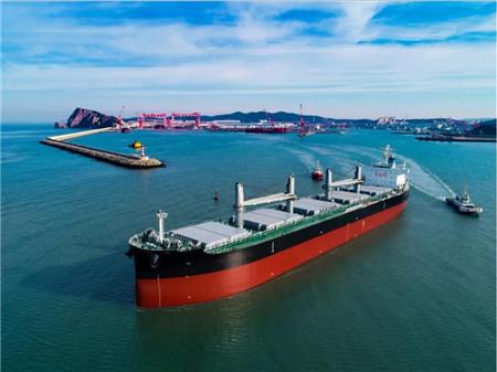 中远海运重工复工复产跑出加速度