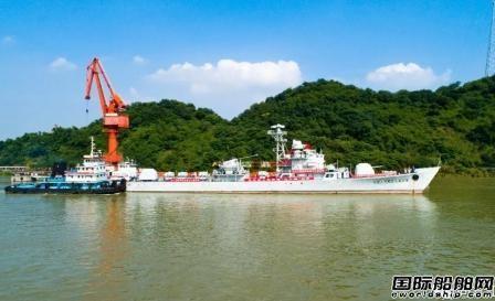 同方江新首次中标2艘海警舰船维修项目