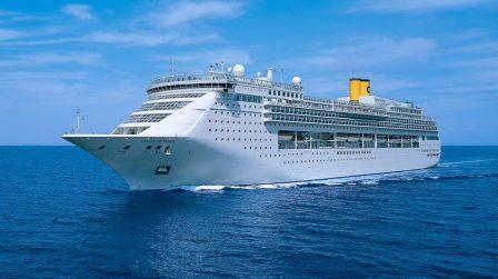 """""""维多利亚""""号邮轮发现确诊病例乘客在意大利港口下船"""