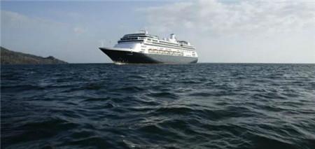 豁免!巴拿马运河允许Zaandam号邮轮通航