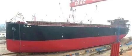 中船澄西交付MATER轮入选英国皇家造船师学会名船录