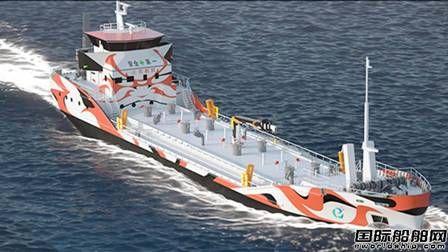 Asahi Tanker订造全球首批零排放电力推进油船