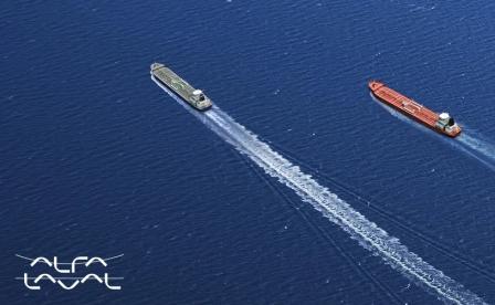阿法拉伐PureSOx脱硫系统助船东领先一步