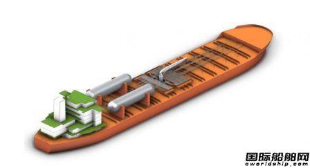 新来岛造船LNG动力化学品油船设计获NK批复