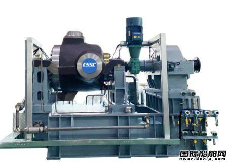 江增重工交付国内首台6兆瓦超临界CO₂透平机组