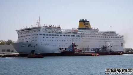 希腊一艘客渡船爆发疫情119人确诊