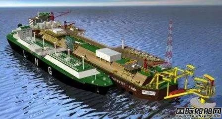 43亿!海油工程斩获香港LNG接收站总包大单