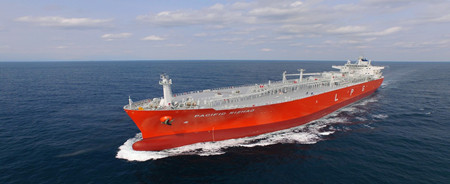 Inmarsat Fleet Secure防护成为太平洋气体船公司发展战略核心