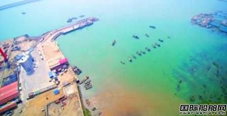 国内首个智能船舶海上实验测试场落户青岛女岛港