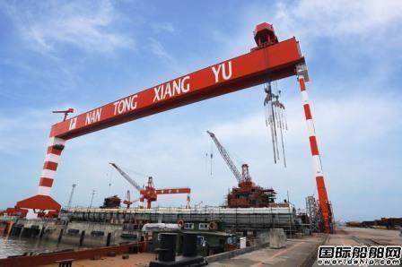 南通象屿将为日伸海运建造首批LNG动力化学品船