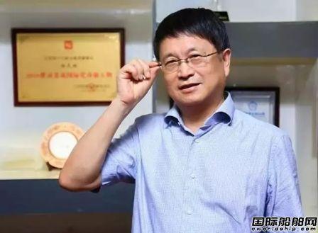 任乐天接棒任元林执掌扬子江船业集团