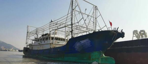 海口海事法院利用信息化技术破解异地交船难题