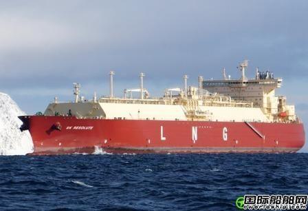 多艘LNG船满载LNG驶往中国!中美LNG贸易恢复