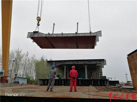 武汉航道船厂扎实推进复工复产工作