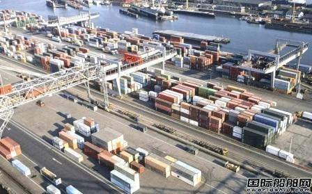 鹿特丹港未受疫情影响挂靠船舶数量保持不变