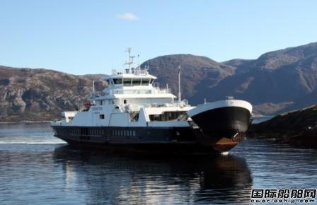 肖特尔SRE舵桨首次用于船舶改装项目