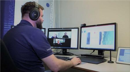 康士伯通过船舶专用软件提供远程培训在线学习和评估服务